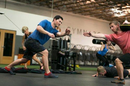 Trainers coaching